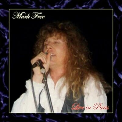 MARK FREE @LIVE PARIS CD ! Marcie,King Kobra,Unruly Child,Snakes In Paradise AOR