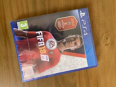 FIFA 18 - EA SPORTS - PS4 - Playstation 4 - *** BRAND NEW ***