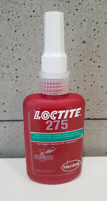 REAL UK LOCTITE 275 green, high strength, high viscosity adhesive 50ml