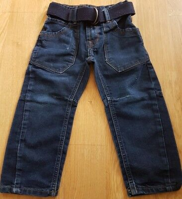 Boys Blue 3 Years Jeans with belt