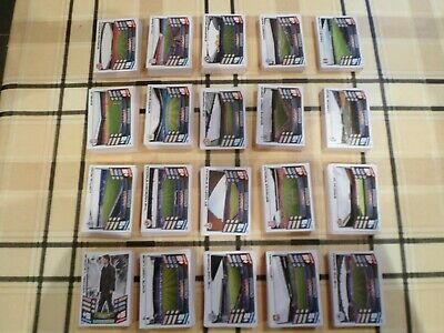 Match Attax 2012/13 Cards - 20 Cards for £1.50