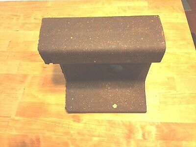 Vintage Blacksmith Anvil Cut From Section Of Railroad Road Train Track 22 Lbs!!!
