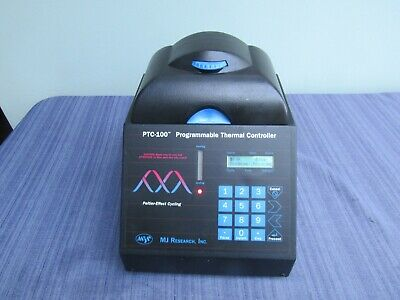 MJ Research PTC-100 Thermal Cycler DNA Engine 96-Well Block Hot Bonnet