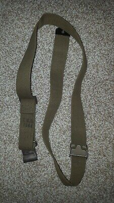 Original M1 rifle sling canvas 1944 S.M. Co Garand Springfield M1903 1903A3 WWII