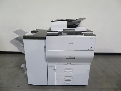 Ricoh MPC6502 C6502 Couleur Imprimante Photocopieuse Scanner - 65 Ppm -
