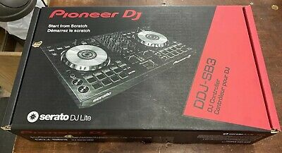 Pioneer DDJ-SB3 Share 2-channel DJ controller Brand New Full Warranty