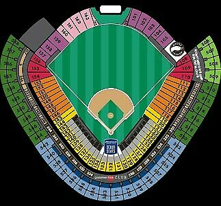 TWO 7/4 CHI White Sox vs. DET Tigers Tickets Sec 163 Row 1 Seats 14 & 15