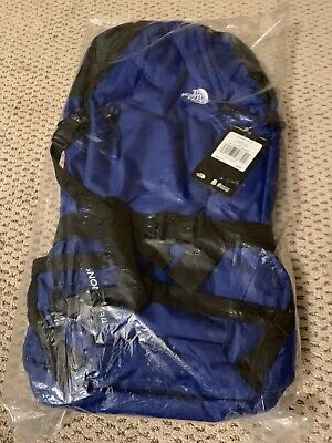 6146f49e8 $160 THE NORTH Face Snomad 34 Ski Touring Backpack Size L/XL Blue ...