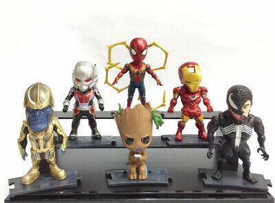 The Avengers 6PCS SET pvc figure collection anime toy new