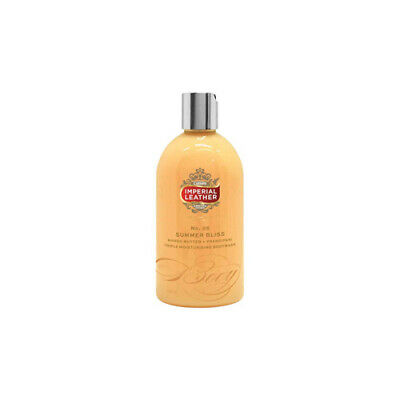 NEW Cussons Body Wash Imperial Leather Bath Wash Summer Bliss 500mL