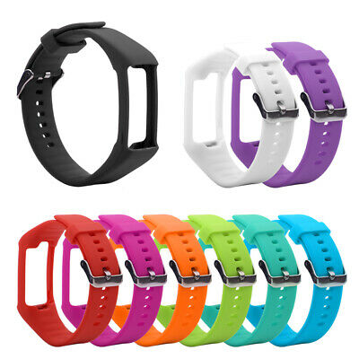 Silicone Replacement Wristband Bracelet For Polar A360 A370 Gps Smart Watch Orna