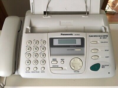 Panasonic Fax machine KX-FP151 Exc Condition