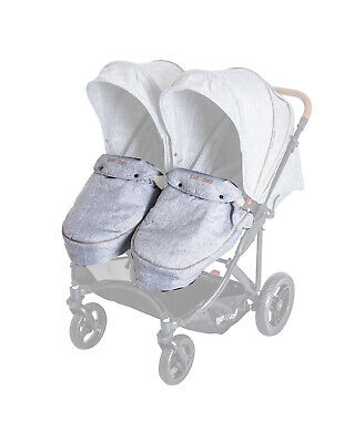 Love N Care Twingo Footcover Gray