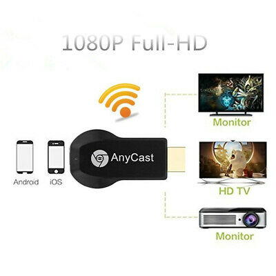 AnyCast M4 1080P HDMI Anycast EZ Cast WIFI Dongle For Android Smart Devices