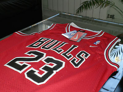 Camiseta Nba Authentics - Michael Jordan #23 - M - Chicago Bulls - Nueva!