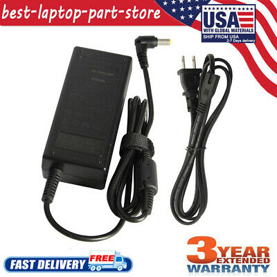 "AC Adapter Power Supply Charger For Dell S2340M S2340MC 23"" LED LCD Monitor TOP"