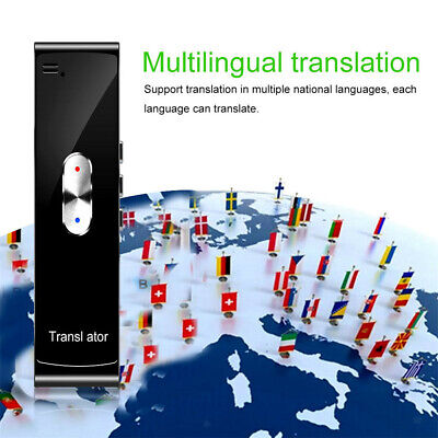 Smart Voice Translator Caffè di traduzione multilingue in tempo reale