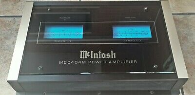 MCINTOSH MCC 404M - Perfect condition