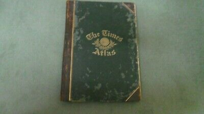 The Times Atlas 1896