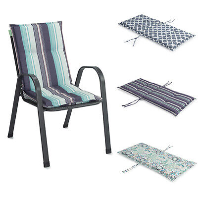 Printed Outdoor Seat Cushions Highback