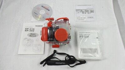 Olympus PT-030 Underwater Housing for SP-310/350 (202021)
