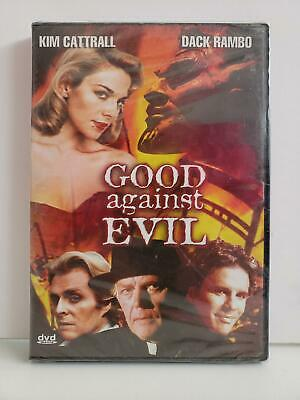 dvd movie NEW Good Against Evil DVD 1977 MOVIE Kim Catrall, Dack Rambo