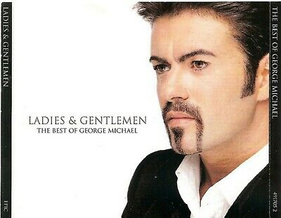 George Michael-Ladies & Gentlemen The Best Of George Michael DOUBLE CD