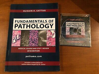 FUNDAMENTALS OF PATHOLOGY - Pathoma 2018: Step 1 Review Books + Videos