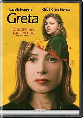 Greta 2019 DVD. Sealed with free delivery. Region 1 DVD.