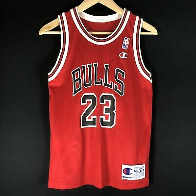 NEUW KIDS Kinder Champion Air Jordan NBA Basketball Trikot Jersey XI Authentic