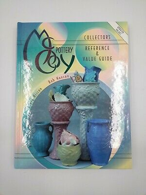 McCoy Pottery: Collector's Reference & Value Guide ~ 320 Pages Updated Values