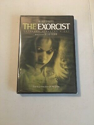 The Exorcist - Extended Director's Cut (DVD, 2010) BRAND NEW SEALED Linda Blair