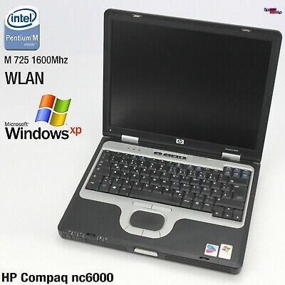 NEW DRIVER: HP COMPAQ NC6000 NOTEBOOK INTEL PRO WLAN