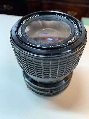 = Sigma Zoom Master 35-70mm f2.8-4 Multi Coated MC Zoom Lens for Canon FD Mount