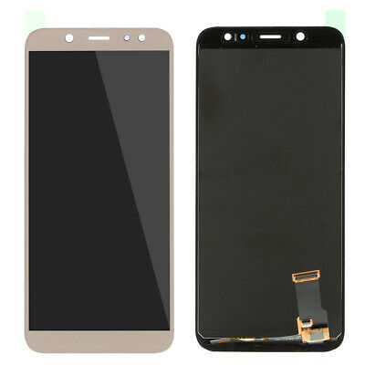 Per Samsung Galaxy A6 2018 A600 LCD Schermo Display Touch Screen Assembly Gold H