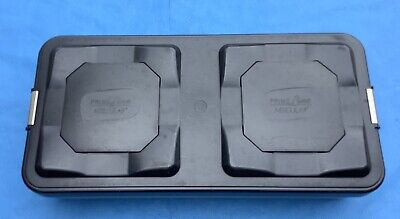 Aesculap Full-Size Sterilization Case/Container