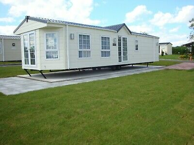 Luxury Brand New 40X13 Holiday Home For Sale On Family Run Park Nr Bromyard