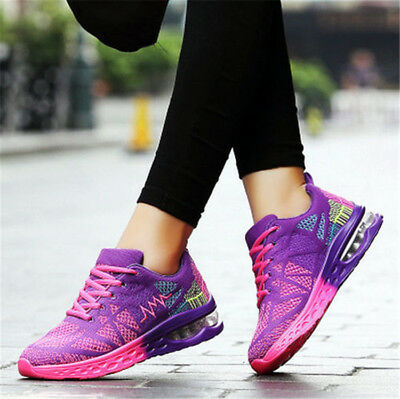 Women's Men Sneakers Casual Sports Athletic Gym Run Trainers Outdoor Shoes 2019