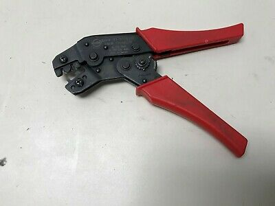 Molex 11-01-0197 Hand Crimp Tool, 18 to 24 AWG Crimper Tool, Works Great