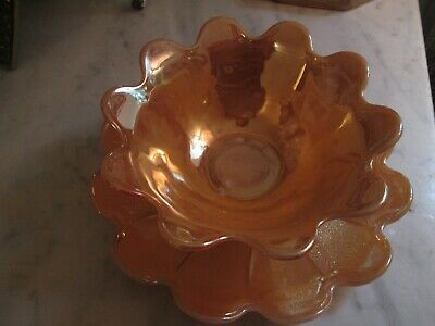 """Antique Highly Collectible """"Gilded Age"""" 1860 -1896 Opalescent Milk Glass,"""