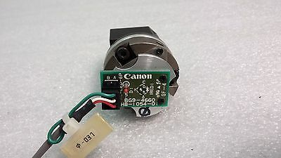 Canon BH8-1054-01 LD Drive PCB Assembly Board w/ Motor BG9-4660