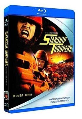 STARSHIP TROOPERS - Blu ray - Edition Française - Neuf sous blister