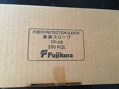 Fujikura FP-05 Fiber Protection Sleeve Box Of 250
