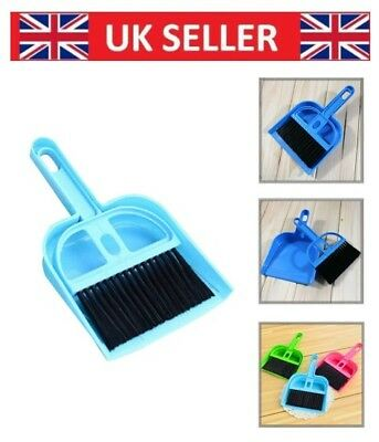 Dustpan & Brush Dust Pan Brush Duster Sweeper Brush Sweeping Tent Kitchen Useful