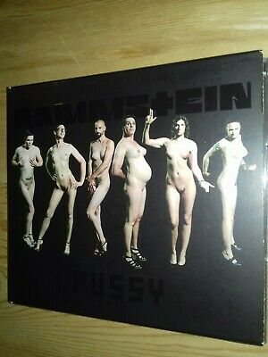 Rammstein -Pussy (inkl. Poster)