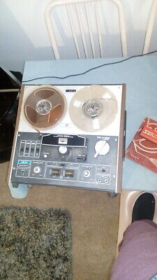 reel to reel akai gx m 11 works
