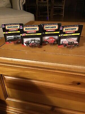 Matchbox Madness Taco Bell Series  Lot New