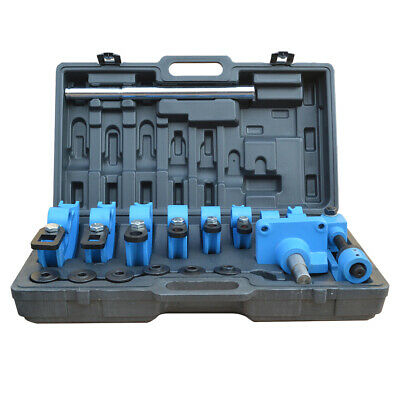 Hand Pipe and Tube Compact Bender kit Bending Tool Roll Bender