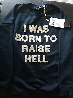 rock your baby boys BNWT size 8 jumper