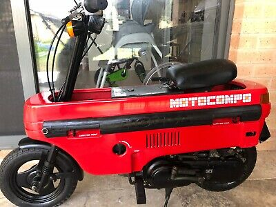Honda Motocompo NCZ50 – Rare JDM, P-plate legal, Grom, City, Motorcycle, Scooter